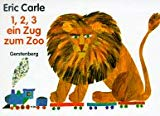 Eins, zwei drei, ein Zug zum Zoo.