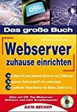 Das große Buch DSL-Server zu Hause.