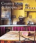 Country Kitchens and Recipes - Barbara Stoeltie - Hardcover