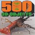 500 3D Objects