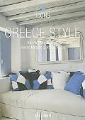 Greece Style Exteriors, Interiors, Details