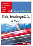 Briefe, Bewerbungen und Co. mit Word