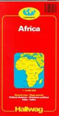 Africa (Continent Maps)