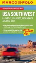 USA Southwest (Las Vegas, Colorado, New Mexico, Arizona, Utah) Marco Polo Guide