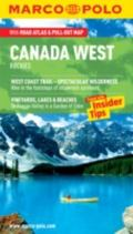 Canada West / Rockies Marco Polo Guide