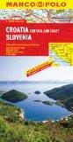Croatia/Slovenia (Marco Polo Maps)