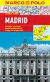 Madrid Marco Polo City Map (Spain) (Marco Polo Maps)