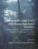 Epiphytes and Canopy Fauna of the Otonga Rain Forest (Ecuador).