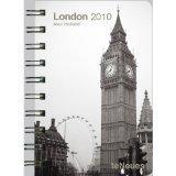 2009 London Deluxe Pocket Engagement Calendar