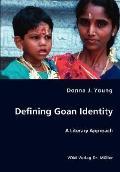 Defining Goan Identity - A Literary Approach