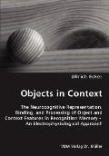 Objects In Context- The Neurocognitive Representation, Binding, And Processing Of Object And...