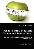 Trends In Emission Factors For Iron And Steel Industry - Assessment Of Methodologies And Cal...