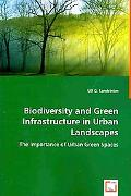 Biodiversity and Green Infrastructure in Urban Landscapes