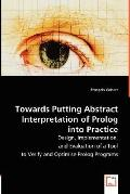 Towards Putting Abstract Interpretation of PROLOG Into Practice