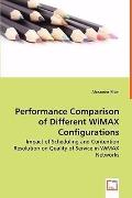 Performance Comparison Of Different Wimax Configurations - Impact Of Scheduling And Contenti...