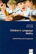 Children's Language Ability