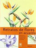 RETRATOS DE FLORES EN ACUARELA 1008062