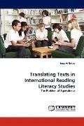 Translating Texts in International Reading Literacy Studies