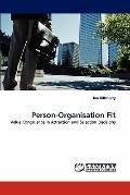 Person-Organisation Fit