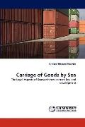 Carriage of Goods by Se
