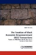 Taxation of Black Economic Empowernment Transactions