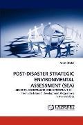 Post-Disaster Strategic Environmental Assessment