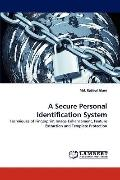 Secure Personal Identification System
