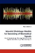 Wavelet Shrinkage Models for Denoising of Biomedical Signals