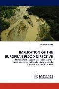 Implication of the European Flood Directive