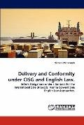 Delivery and Conformity under Cisg and English Law