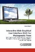 Interactive Web Graphical User Interface for Phylogenetic Trees