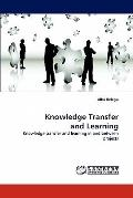 Knowledge Transfer and Learning