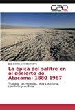 La épica del salitre en el desierto de Atacama: 1880-1967: Trabajo, tecnologías, vida cotidi...