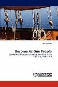 Become As One People: Colonial Identifications for Native Americans in the Carolinas, 1540-1790