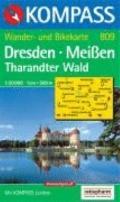 1031: Dresden - Meissen - Tharander Wald 1:50, 000