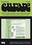 Curare 37 (2014) 02. Zeitschrift für Medizinethnologie - Journal of Medical Anthropology