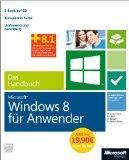 Microsoft Windows 8 fr Anwender - Das Handbuch - Sonderausgabe