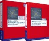 Value Pack Mathematik fr Wirtschaftswissenschaftler (Lehrbuch + bungsbuch)