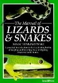 The Manual of Lizards and Snakes - Marc Staniszewski - Hardcover