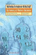 WRterbuch Moderne Wirtschaft / Dictionary of Modern Business