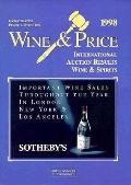 Wine & Price 1998