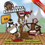 Bjrns Brenbande im Zoo!: Neue klsche Kinderlieder zum Mitsingen und -tanzen