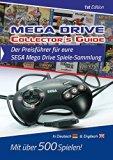 Mega Drive Collector´s Guide 1st Edition - Der Preisführer für eure SEGA Mega Drive Spiele-S...
