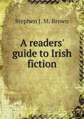 A readers' guide to Irish fiction