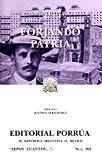 FORJANDO PATRIA GAMIO