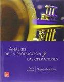 ANALISIS DE LA PRODUCCION Y LAS OPERACIONES 6'ED