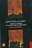 ¿Qué hora es allá? América y el Islam en los albores de la modernidad (Spanish Edition)
