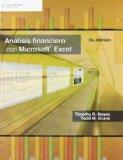 Analisis Financiero Con Microsoft Excel (Spanish Edition)