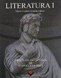 Literatura 1. Formacion de lectores de textos literarios (Spanish Edition)