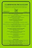 CUADERNOS DE PSICOANÁLISIS, enero-junio de 2014, VOLUMEN XLVII, números 1 y 2 (enero junio 2...